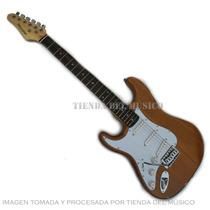 Guitarra Electrica Maxine Mec9303l Zurda Tipo Stratocaster