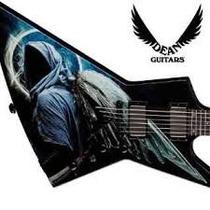 Guitarras Dean Dave Mustaine Zero Aod Ii