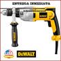 Dewalt Dwd520k Taladro Martillo 1/2 Plg 10amp.entrega Inmedi