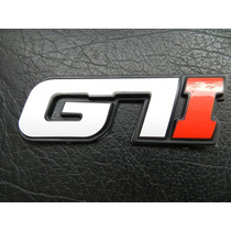 Emblemas Gti, Gli, Gt, Rs Importados Emblemas Juan Montoya