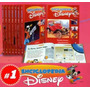 Enciclopedia Disney 8 Tomos / Planeta