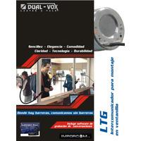Intercomunicador Dual Vox Ltg Con Grabacion