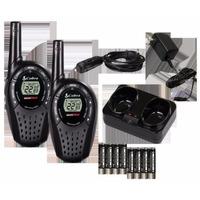 Radio Cobra Ctw285p Walkie Talkie Intercomunicador 35 Km