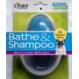 Cepillo Con Dispensador Para Shampoo Oster Baño Y Jabón En 1