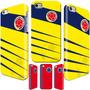 Estuche Carcasa Iphone 4s, 4 Selección De Fútbol De Colombia