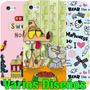 Funda Estuche Iphone 4 4s 5 5s Carcasa Fashion Hello Kitty X