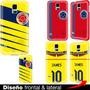 Carcasas Samsung Galaxy S5 S4 S3 Mini Selección Colombia S6