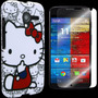 Estuche Hello Kitty Para Motorola Moto X