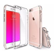 Estuche Iphone 6 / 6s Ringke Fusion + Protector De Pantalla