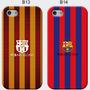 Funda Estuche Iphone 4 4s Futbol Club Barcelona Liga Equipos