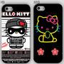 Estuche Iphone 5 Hello Kitty Fashion Cartoon Carcasa H1