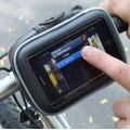 Holder Para Cicla O Moto Impermeable Tamaño S M L Smartphone