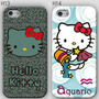Estuche Iphone 5 Hello Kitty Fashion Cartoon Carcasa H2