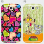 Estuche Samsung Galaxy S3 Hello Kitty Carcasa Funda Forro +