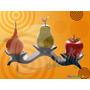 Frutas Con Base Grande
