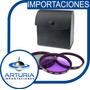 Filtro Uv+polarizador+fld Pack De 3 Por Esta Semana