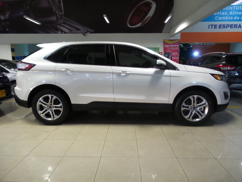 Ford Edge Titaniun 2017