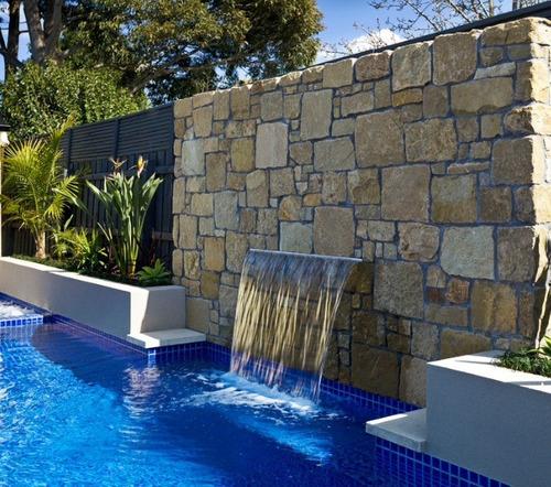 Servicio de dise o construcci n y mantenimiento de - Fuente de pared ...