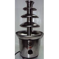 Fuente De Chocolate 4 Niveles