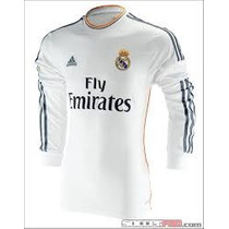 Camiseta Real Madrid 2014 Ref..g81098 Autentica Climacool