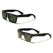 Gafas Sol Lentes Polarizadas Filtro Uv Clubmaster Wfarer