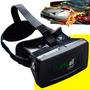 Gafas De Realidad Virtual 3d Para Celular Juegos Hasta 6 Pul
