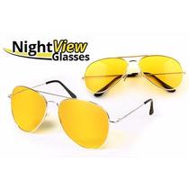 Gafas Lentes Night View Mejora Vision En Dia Noche Unisex