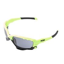 Gafas Oakley Hombres Del Deporte De La Quijada De Sol Retin