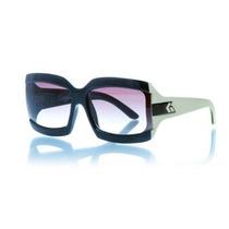 Gafas Gatorz Emilia - Black-camel Frame, Brown Fade Lens Su