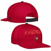 Gorra Snapback Adidas Lousville Cardinals- Original