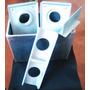 Kit De Caja Matriz Para Maquina De Bloque Ecológico 12*25 Cm