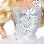 Modista Maquina Coser Vestido Gala Matrimonio Novia Barbie