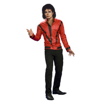 Suspense Traje - Medio Adulto M Red Michael Jackson
