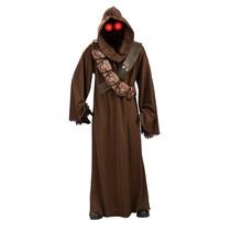 Star Wars Disfraz - Jawa Para Hombre Adulto Del Vestido De L