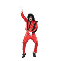 Michael Jackson Traje - Red Jacket