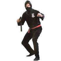 Disfraz Ninja - Chino Samurai Warrior Disfraces Nuevo-