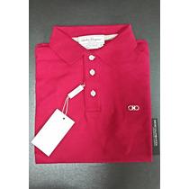 Camisetas Tipo Polo Salvatore Ferragamo
