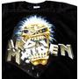 Camiseta Estampado Personalizado Rock Metal Anime Game Otros