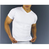 Hanger Camiseta Interior 100% Algodon Originales Sin Costura