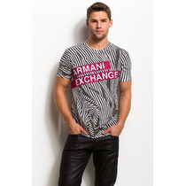 Camiseta Armani Exchange ¡¡¡¡unica, Exclusiva!!!!!