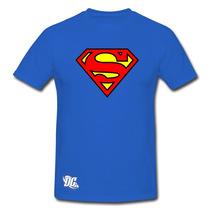 Camiseta Disfraz Flash Superman, Batman, Capitan America Dc