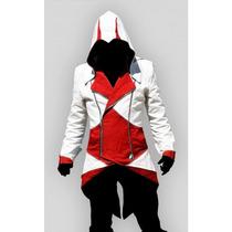 Assassins Creed Chaqueta Cosplay