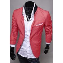 Sacos / Blazer Hombre Exclusivos Slim Fit