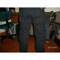 Pantalones Camuflados Cargo J.c. Talla 28 A 34 - Encargos