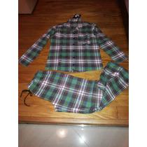 Pijama Y Conjunto Deportivo A La Vez Marca Americanino