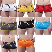 Pantaloneta De Baño.-traje De Baño- Natación. Swimming