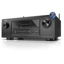 Receiver Home Theater Denon Avr-s910w 7.2 Atmos Nuevo
