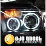 2 Ojos De Angel Aros Universal Led Fluorescente 10 Cm Diamet