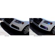 Exploradora Parrilla Antiniebla Aros Cromados Audi A4 S4 B8