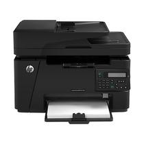 Impresora Hp Laserjet Pro M127fn 20ppm/copia/escanea/fax/red
